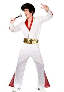 Elvis Presley Costume - White